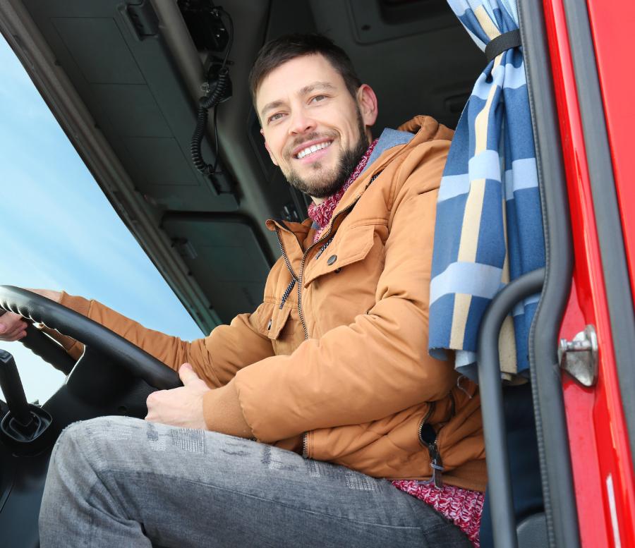 Truck driver found load on NextLOAD.com