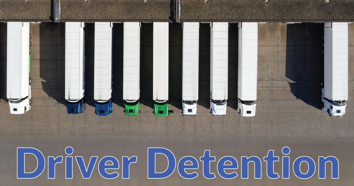 Truck Driver Detention