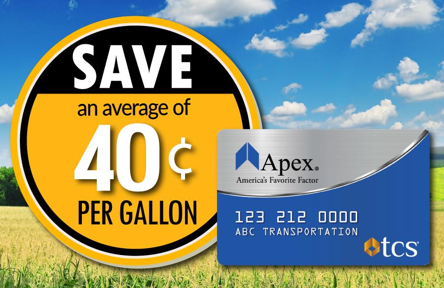 Apex Fuel Discounts